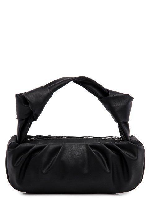 Чёрная сумка классическая S.Lavia (Славия) - артикул: 1211 777 01 - ракурс 3