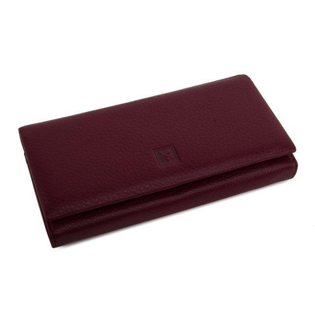 Бордовое портмоне S.Style - 2999.00 руб