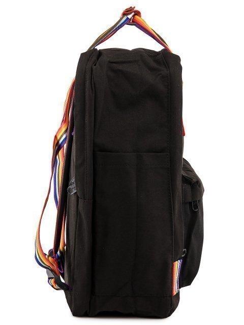 Чёрный рюкзак Kanken (Kanken) - артикул: 0К-00028805 - ракурс 2