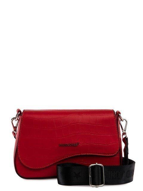 Красная сумка планшет David Jones - 1799.00 руб