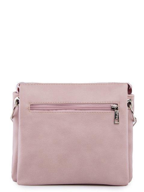 Розовая сумка планшет S.Lavia (Славия) - артикул: 1232 910 41 - ракурс 3