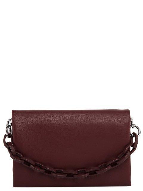 Бордовая сумка планшет Polina - 5399.00 руб