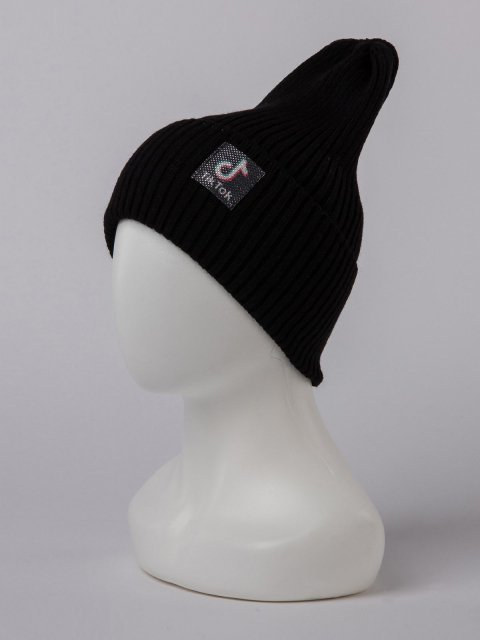 Чёрная шапка Fashion Style - 699.00 руб