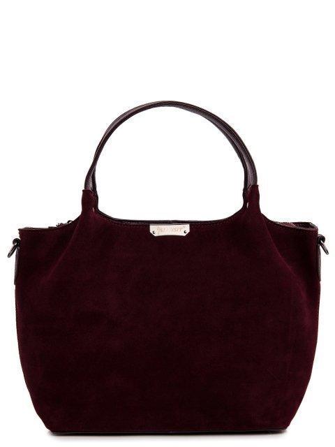 Бордовая сумка классическая Valensiy - 5899.00 руб
