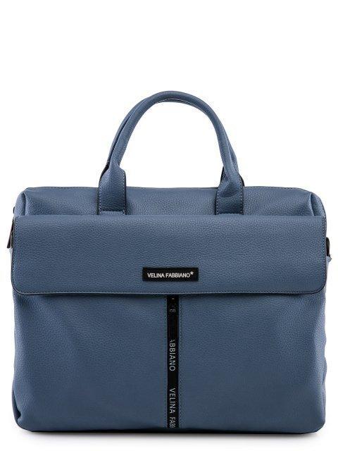 Голубая сумка классическая Fabbiano - 3599.00 руб