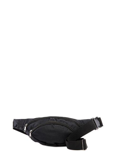 Чёрная сумка на пояс S.Lavia - 499.00 руб