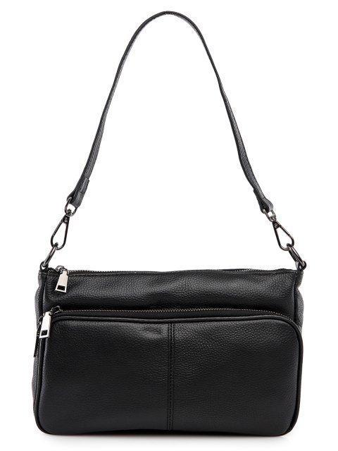 Чёрная сумка планшет Polina - 3969.00 руб