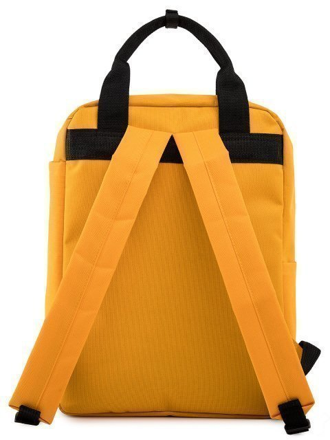 Жёлтый рюкзак S.Lavia (Славия) - артикул: 00-109 000 55 - ракурс 3