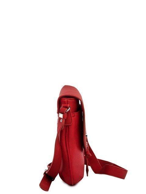 Красная сумка планшет David Jones (Дэвид Джонс) - артикул: 0К-00026050 - ракурс 2