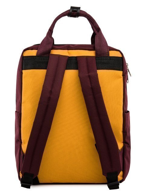 Жёлтый рюкзак S.Lavia (Славия) - артикул: 00-72 000 55 - ракурс 3