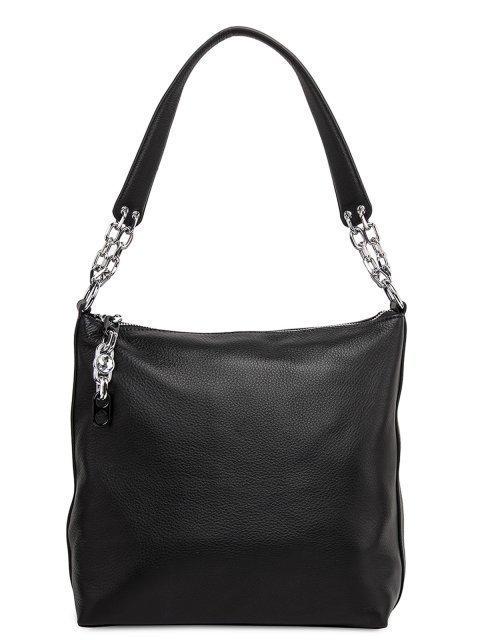 Чёрная сумка мешок Polina - 5499.00 руб