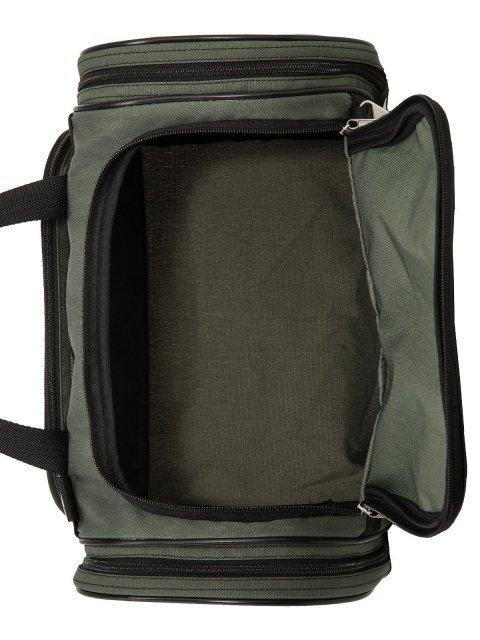 Зелёная дорожная сумка S.Lavia (Славия) - артикул: 00-28 000 35 - ракурс 4