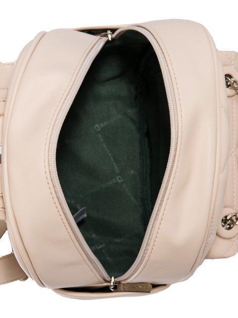 Бежевый рюкзак David Jones (Дэвид Джонс) - артикул: 0К-00025960 - ракурс 4