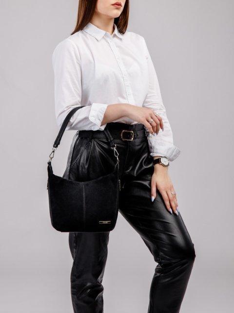 Чёрная сумка планшет S.Lavia (Славия) - артикул: 358 99 01 - ракурс 5