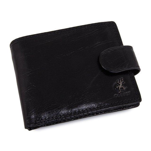 Чёрное портмоне Cosset - 1379.00 руб