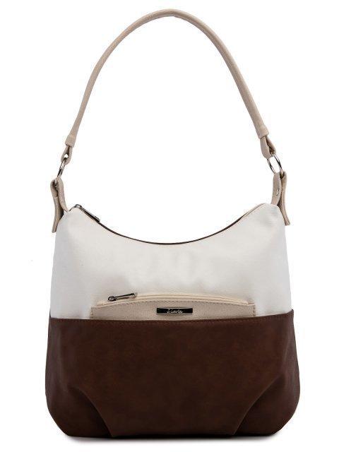 Коричневая сумка мешок S.Lavia - 1889.00 руб