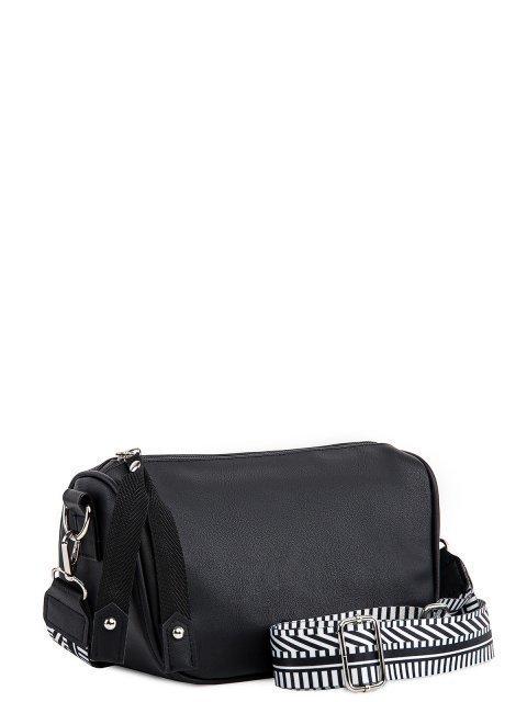 Чёрная сумка планшет S.Lavia (Славия) - артикул: 1201 910 01 - ракурс 1
