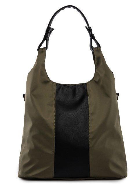 Оливковая прямоугольная сумка S.Lavia - 2309.00 руб