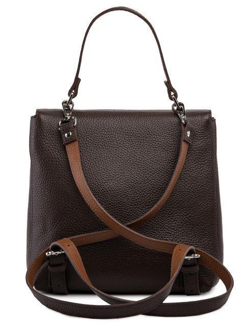 Коричневый рюкзак S.Lavia (Славия) - артикул: 0085 12 02 (комб.12 22)  - ракурс 3
