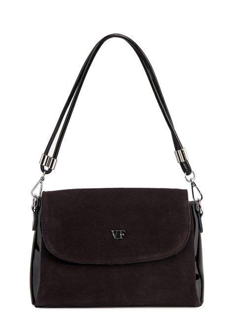 Коричневая сумка планшет Fabbiano - 3699.00 руб