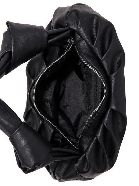 Чёрная сумка классическая S.Lavia (Славия) - артикул: 1211 777 01 - ракурс 4
