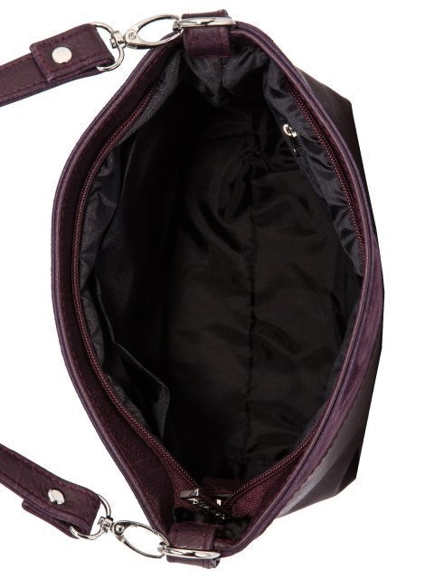 Бордовая сумка планшет S.Lavia (Славия) - артикул: 1071 99 07 - ракурс 4
