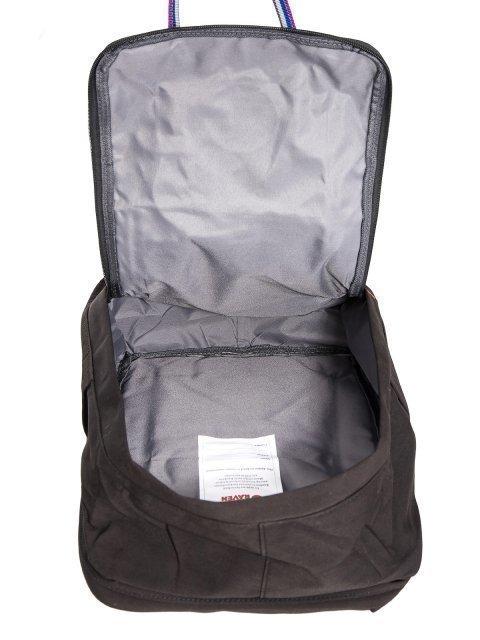 Чёрный рюкзак Kanken (Kanken) - артикул: 0К-00028805 - ракурс 4