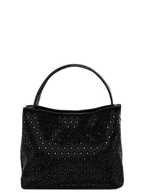 Чёрная сумка планшет Polina - 5299.00 руб