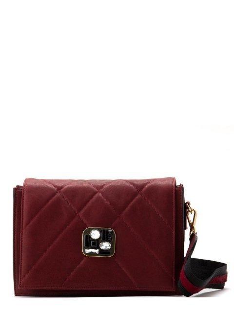 Бордовая сумка планшет Innue - 5140.00 руб