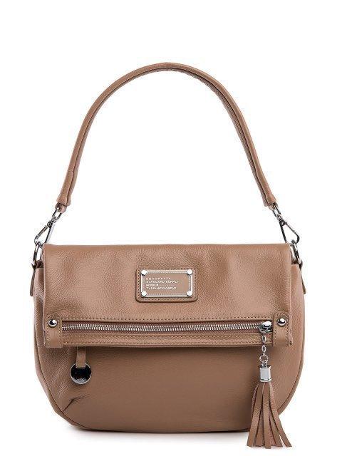 Бежевая сумка планшет Angelo Bianco - 4999.00 руб