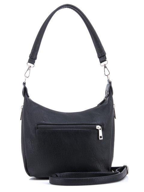 Чёрная сумка планшет S.Lavia (Славия) - артикул: 358 99 01 - ракурс 3