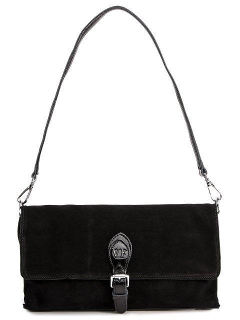 Чёрная сумка планшет Fabbiano - 3329.00 руб