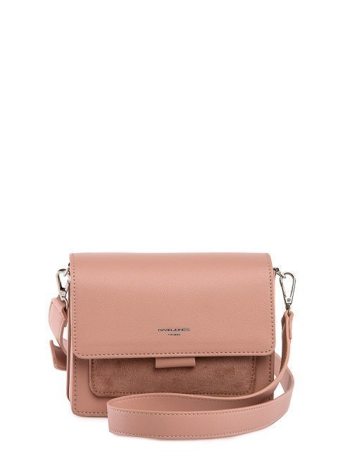 Розовая сумка планшет David Jones - 2599.00 руб
