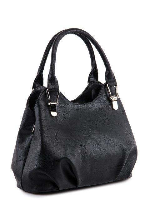 Чёрная сумка классическая S.Lavia (Славия) - артикул: 279 512 01 - ракурс 1