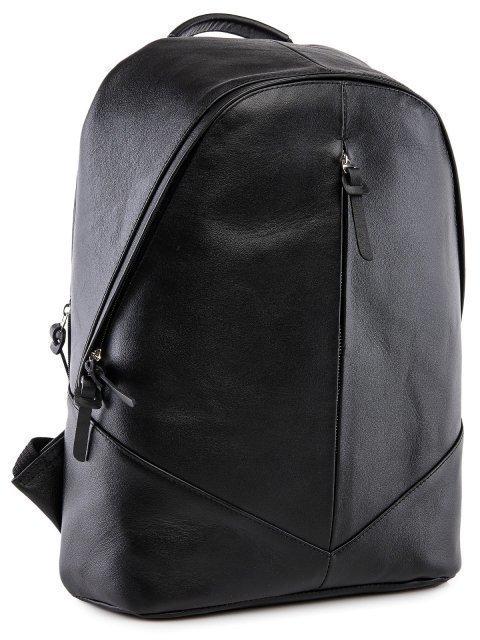Чёрный рюкзак S.Lavia (Славия) - артикул: 0081 10 01 - ракурс 1