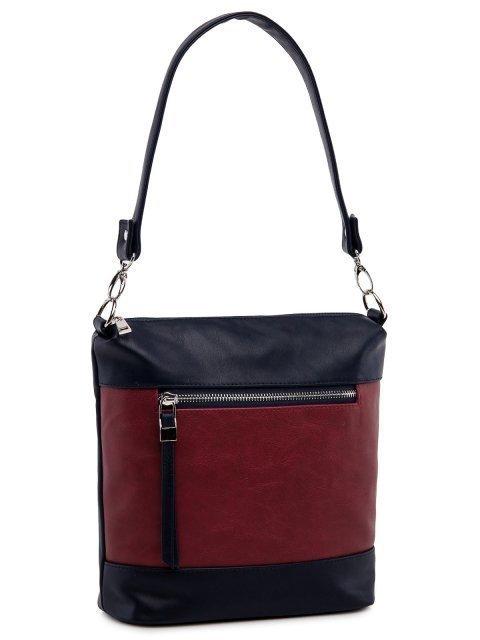 Бордовая сумка планшет S.Lavia (Славия) - артикул: 1192 323 03 - ракурс 1