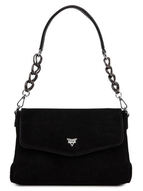 Чёрная сумка планшет Fabbiano - 3599.00 руб