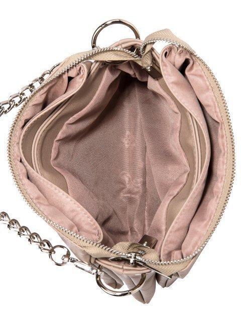 Бежевая сумка планшет S.Lavia (Славия) - артикул: 1232 910 25 - ракурс 4