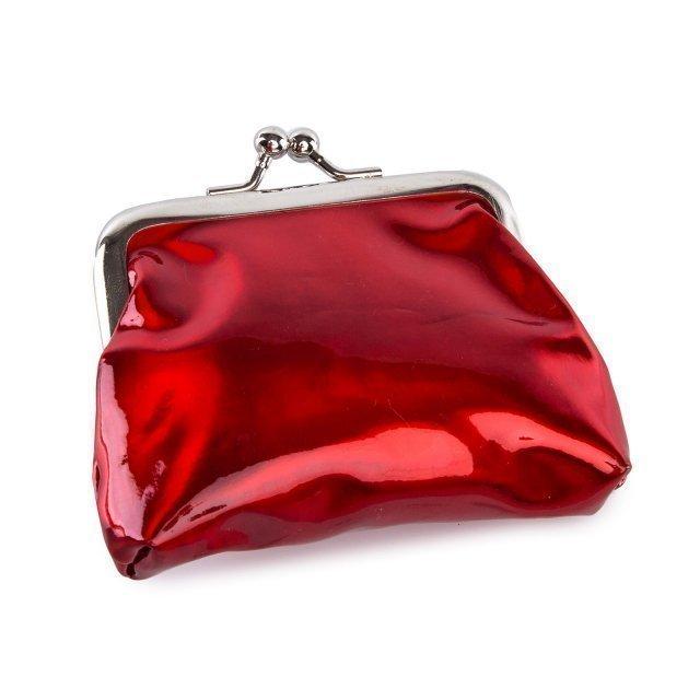 Красное портмоне Angelo Bianco - 89.00 руб