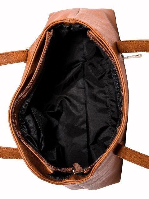 Рыжая сумка классическая S.Lavia (Славия) - артикул: 1139 901 22 - ракурс 4