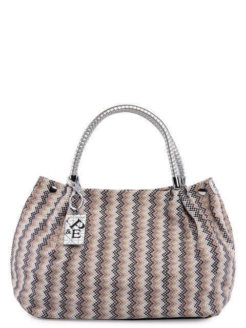 Бежевая сумка классическая Polina - 5850.00 руб
