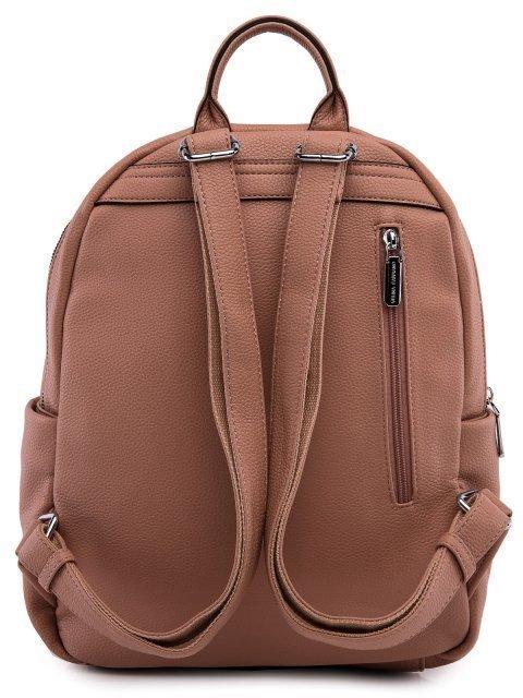 Розовый рюкзак Fabbiano (Фаббиано) - артикул: 0К-00023514 - ракурс 3