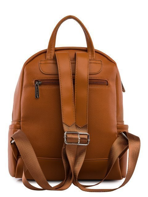 Рыжий рюкзак David Jones (Дэвид Джонс) - артикул: 0К-00026259 - ракурс 3