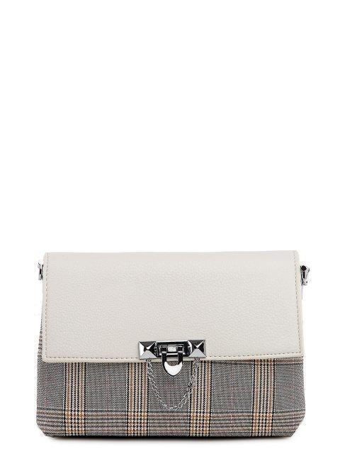 Белая сумка планшет Polina - 2399.00 руб
