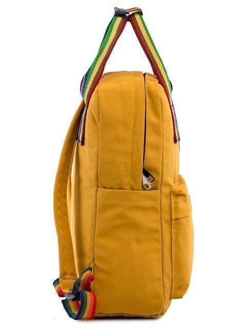 Жёлтый рюкзак Kanken (Kanken) - артикул: 0К-00027415 - ракурс 2