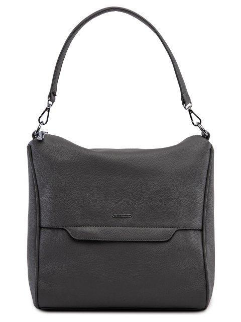 Серая сумка мешок Fabbiano - 3699.00 руб