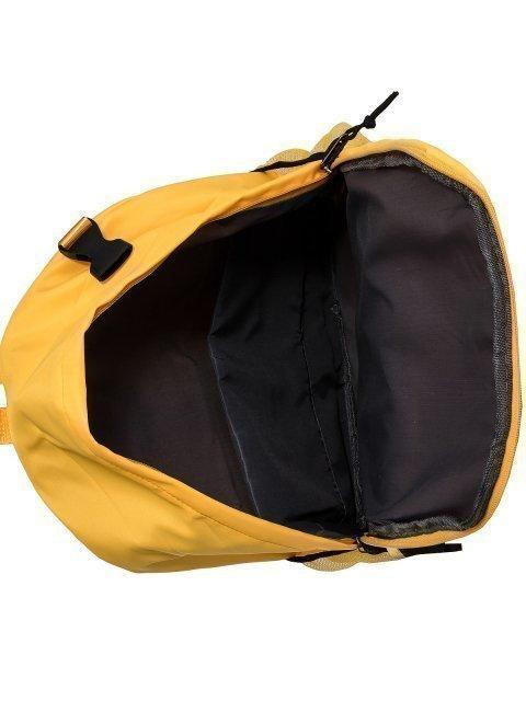 Жёлтый рюкзак Angelo Bianco (Анджело Бьянко) - артикул: 0К-00028782 - ракурс 4