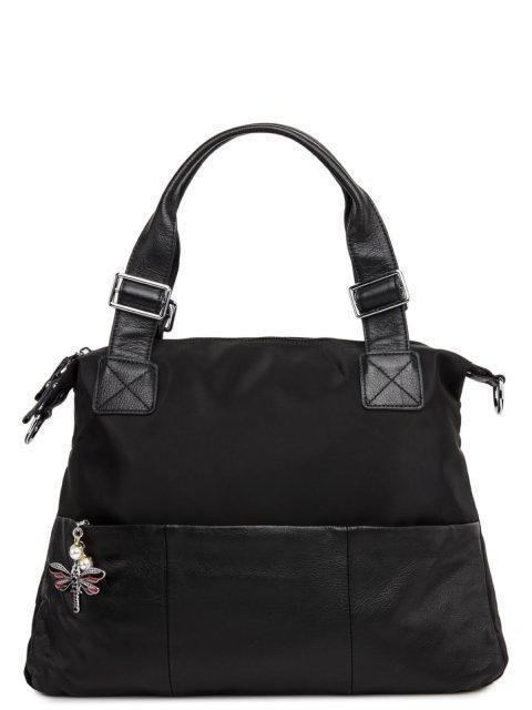 Чёрный шоппер Polina - 4599.00 руб