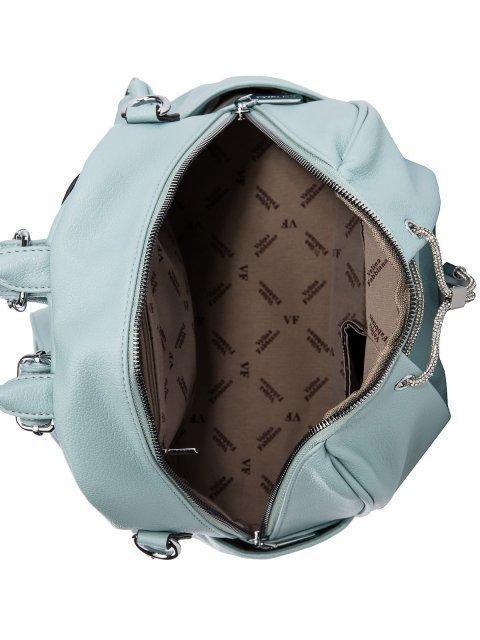 Мятный рюкзак Fabbiano (Фаббиано) - артикул: 0К-00025603 - ракурс 4