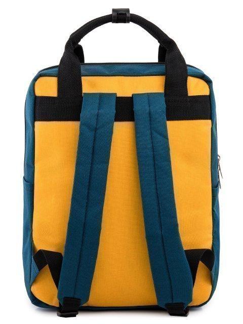 Голубой рюкзак S.Lavia (Славия) - артикул: 00-72 000 72 - ракурс 3
